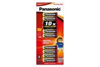 Panasonic Alkaline AA Batteries 18pk