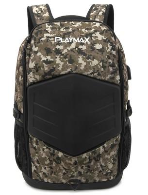 Playmax Gaming Backpack - Digital Camo