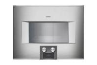Gaggenau 400 Series Stainless Steel Combi-steam Oven Right Hinge 45cm