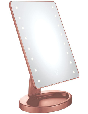 Body Benefits Reflections Broadway Mirror Rose Gold
