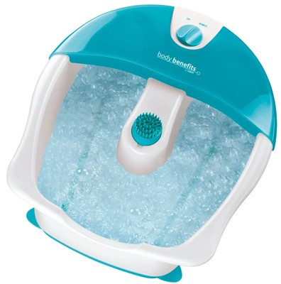 Body Benefits Bubbling Hydro Foot Spa