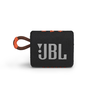JBL Go 3 Black & Orange