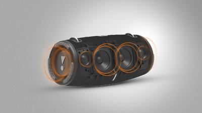 Xtreme3 soundstory