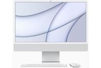 "Apple 24"" iMac With Retina Display M1Chip 8 Core Cpu 8 Core Gpu 512GB Silver"