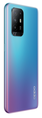 Oppo a94 5g cosmo blue back45left lowres