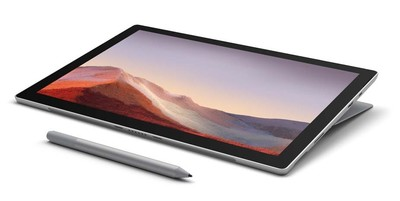Microsoft Surface Pro 7 i5 256GB SSD Tablet with Pro Signature Cover