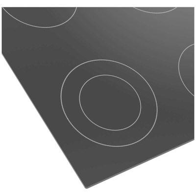 Bct601cg   beko vitroceramic builtin cooktop 60cm %285%29