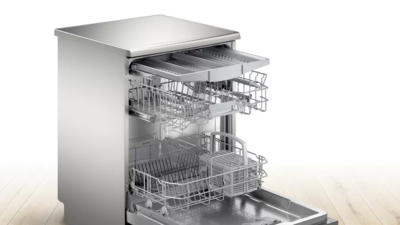 Sms4hvi01a   bosch series 4 free standing dishwasher 60cm stainless steel %283%29