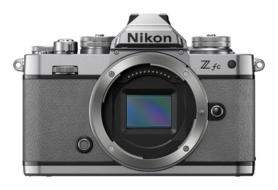 Nikon Z FC Natural Grey Body Only
