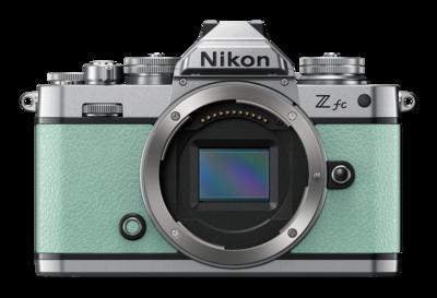 Nikon Z FC Mint Green Body Only