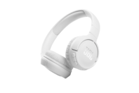 JBL Tune 510 Bluetooth On Ear Headphones - White