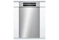 Serie | 6built-under dishwasher - 45 cmStainless steel
