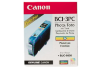Canon Cyan Photo Ink Tank