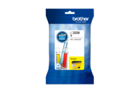 Brother LC3339XLY Yellow Ink Cartridge - Single Pack