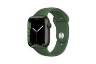 Apple Watch Series 7 GPS + Cellular 45mm Green Aluminium Case With Clover Sport Band