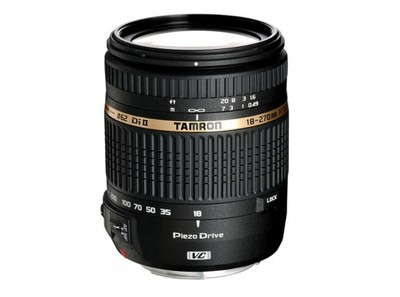 Tamron 18-270mm f/3.5-6.3 DI II VC PZD Lens for Sony A Mount