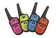 Uniden UHF Quad Colour Pack Handheld Radio