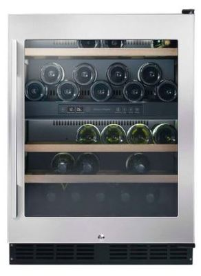 Fisher & Paykel 32 Bottle Dual Zone Wine Cabinet