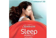 Sunbeam Single Bed Waterproof Heated Blanket