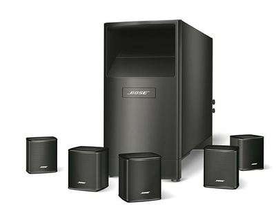 Bose Acoustimass 6 Series V Home Theatre Speaker System - Black (Display)