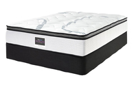 SLEEPMAKER MONTEGO PLUSH MATTRESS CALIFORNIA KING