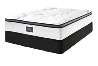 SLEEPMAKER MONTEGO MEDIUM MATTRESS & BASE DOUBLE