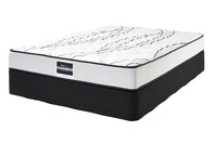 SLEEPMAKER CAPRI MEDIUM MATTRESS & BASE SINGLE