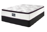 SLEEPMAKER SAVANNAH MEDIUM MATTRESS & BASE SUPER KING
