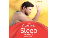 Sunbeam King Single Fitted Electric Blanket