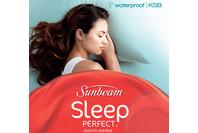 Sunbeam King Single Bed Waterproof Heated Blanket