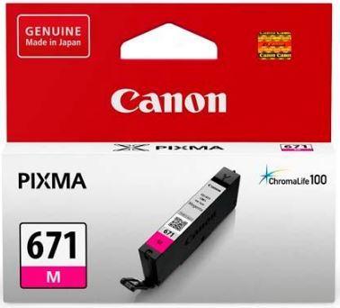 Canon CLI671M Magenta Ink Cartridge