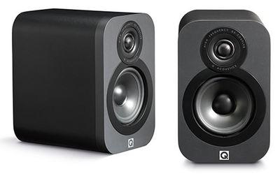 Q Acoustics Compact Bookshelf / Standmount Speaker