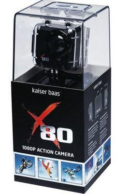 Kaiser Baas 1080p Action Camera (Display)