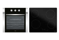 Omega Built-in Oven & Ceramic Cooktop