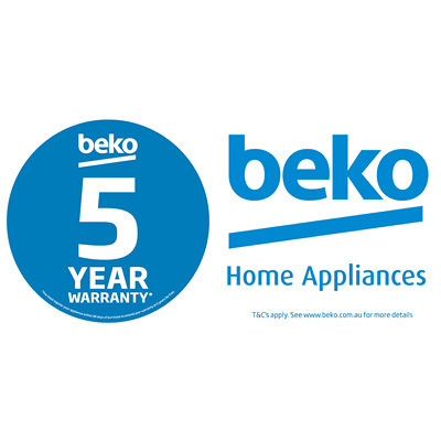 400x400px beko 5 year warranty