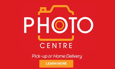 Photo centre tile